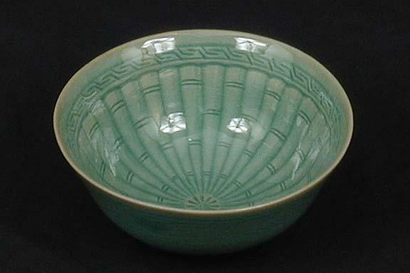 Bamboo Pattern Bowl