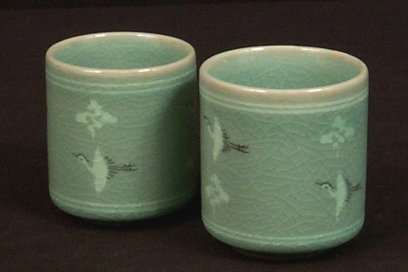 Crane Amp Cloud Couple S Cups