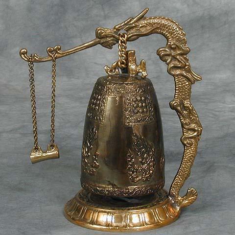 Large Dragon Bell
