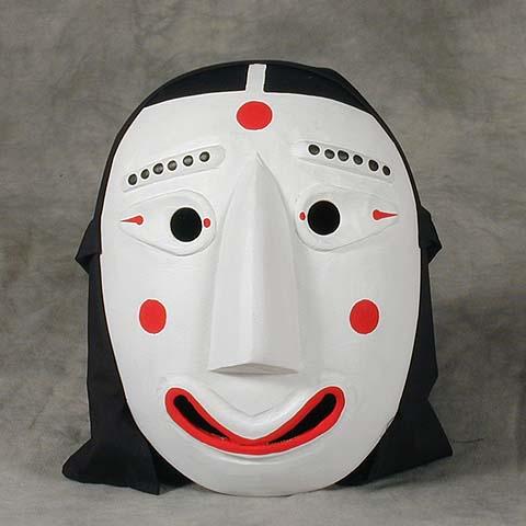 Wae-jang-nyo Mask