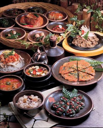 Korean food for About korean cuisine